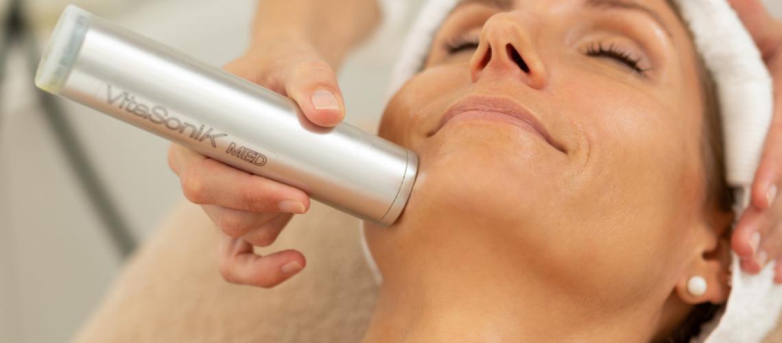 Ultraschall Kosmetik